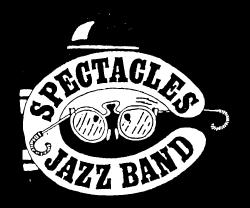 De Spectacles Jazzband Logo